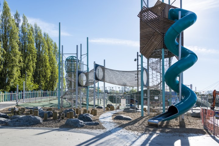 Margaret Mahy Family Playground, Christchurch, NZ