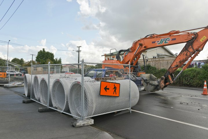Stormwater concrete pipes