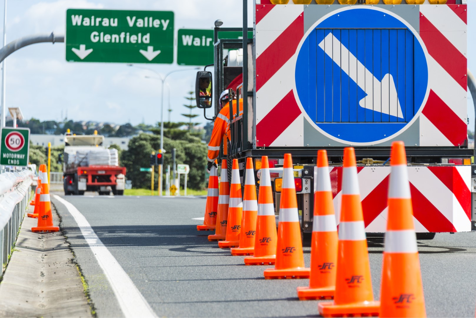 Traffic Management New Zealand, JFC