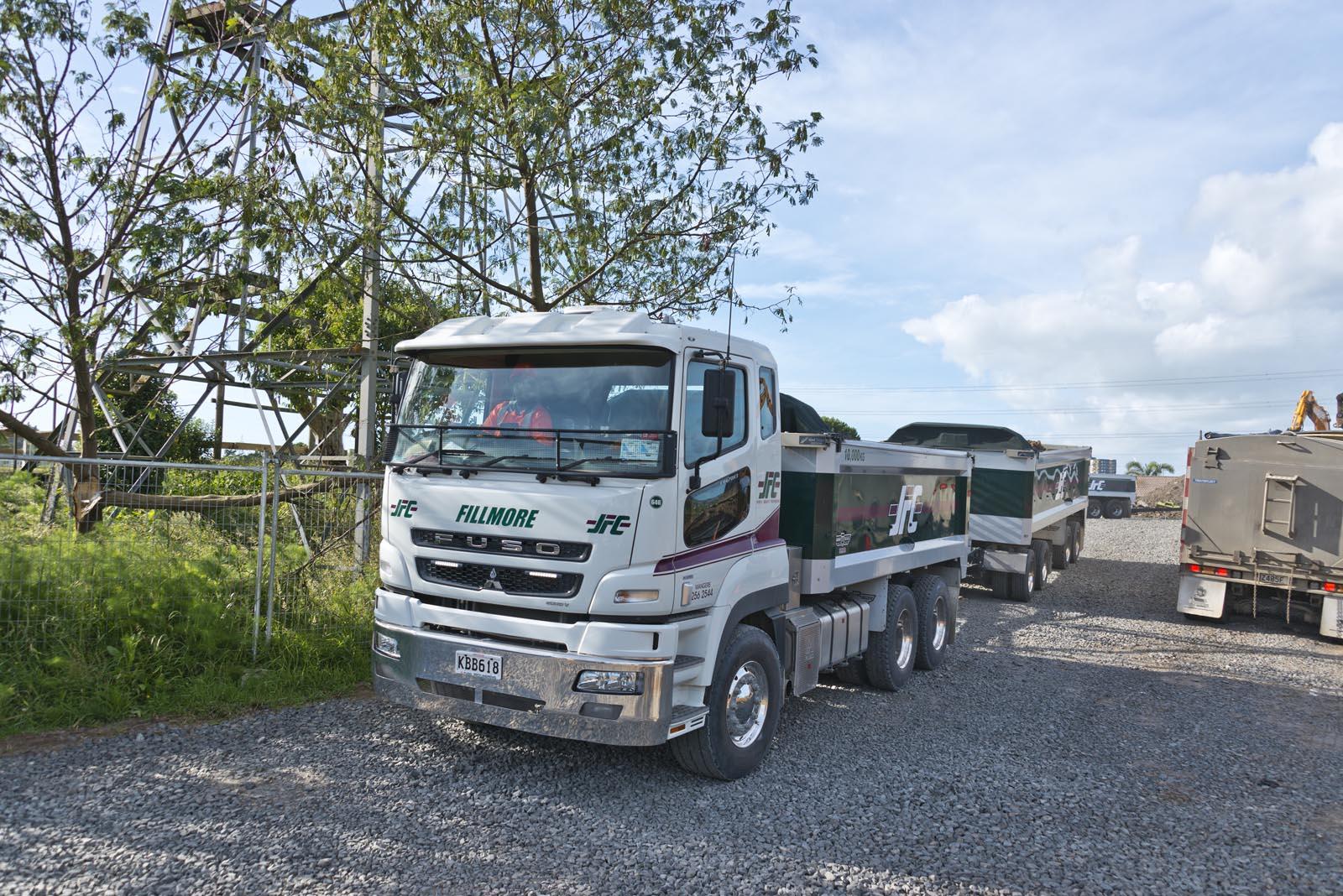 JFC truck sustainability