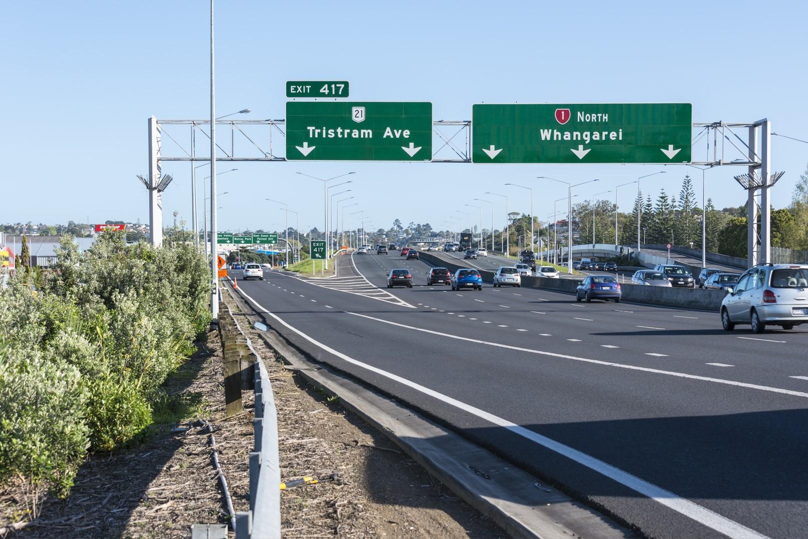 Tristram Ave Motorway
